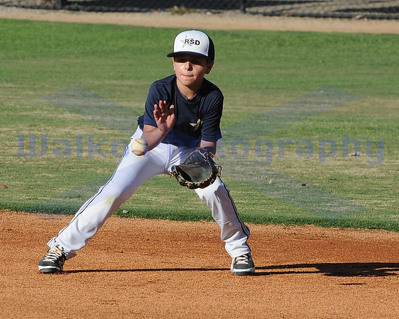 District 41 - 12 Year Old All Star game - Rancho San Diego 6 , Lakeside National 2