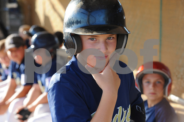 2012 District 41 Minors TOC - Jamul Pirates vs Lakeside National Padres - June 08, 2012 @ El Cajon National Fields