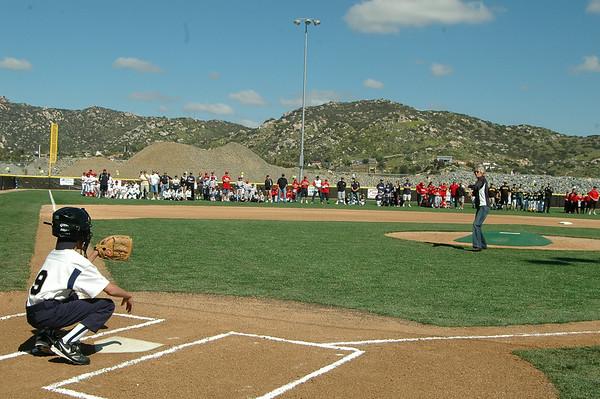 LNLL Opening Day 2009