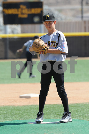 LNLL 2010 Action Photos - Major Championship Game - Pirates defeated the Phillies  7 to 6 in 8 innings to move on to TOC play.