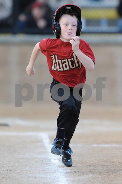 LNLL 2010 Action Photos - Rookies Dbacks