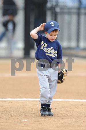 Tball Padres