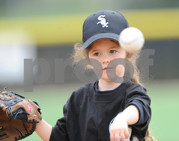 LNLL 2010 Action Photos - tball White Sox