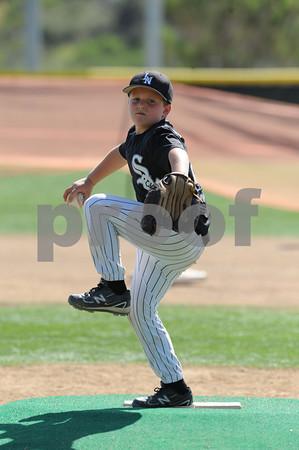 Caps White Sox