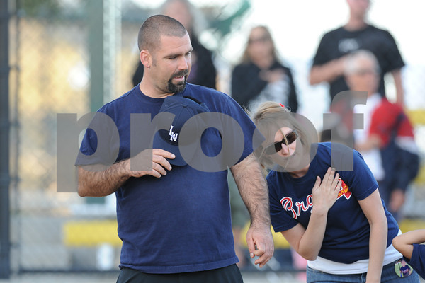 LNLL T-ball Braves - March 14, 2012
