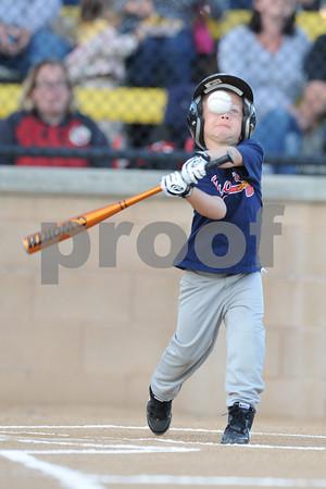 LNLL T-ball Braves - March 14, 2012