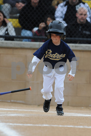 LNLL Tball Padres - March 31, 2012