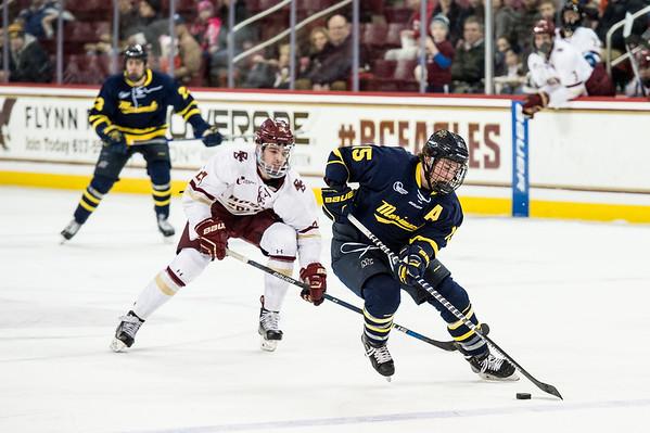 Merrimack College v. Boston College Men's Hockey