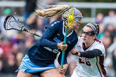 Boston College Women's Lacrosse v. UNC