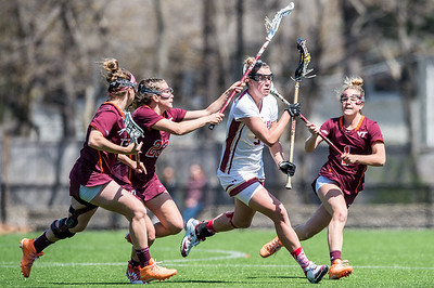 Boston College Women's Lacrosse v. Virginia Tech