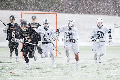 St. Anselm men's lacrosse vs. American International College