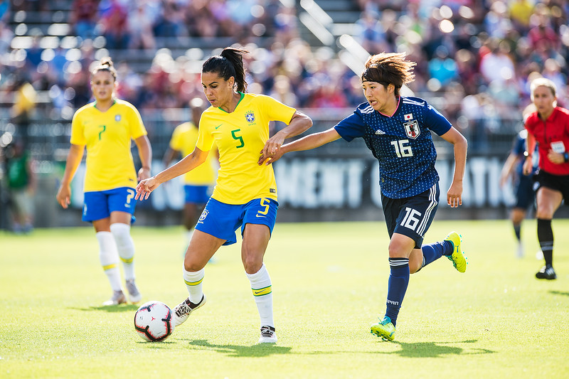 U.S. Women's Soccer vs. Australia in the 2018 Tournament of Nations