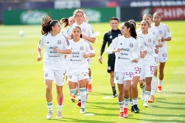 July 5, 2021 - U.S Women's National Team vs. Mexico in the 2021 Send-Off Series