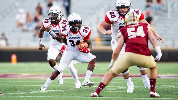 University of Richmond Football vs. Boston College