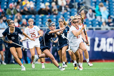 Penn State Women's Lacrosse vs. Maryland at the 2017 NCAA Div l Women's Lacrosse Championships