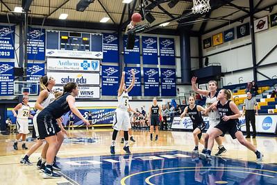 SNHU Women Basketball vs. Southern Connecticut