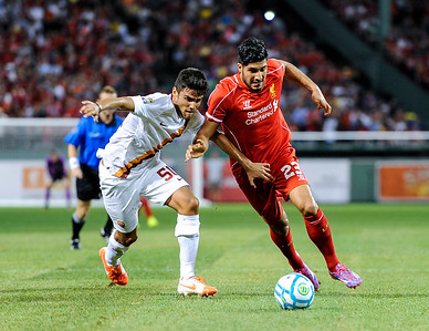 Liverpool FC v AS Roma