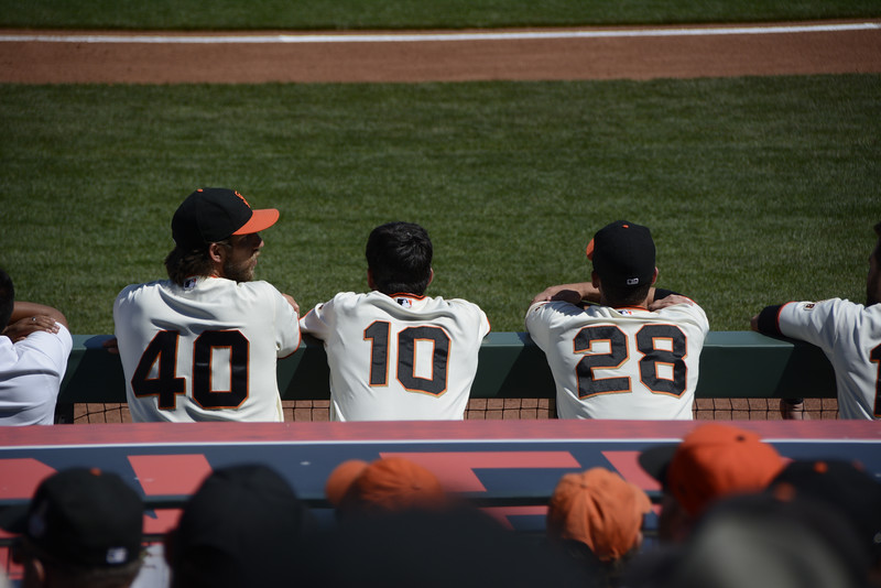 SF Giants - Three time World Champs