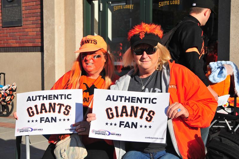 Avid Giants Fans