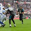 Jacksonville Jaguars – Blake Bortles (5) at the NFL International Series match between Indianapolis Colts and Jacksonville Jaguars at Wembley Stadium on October 2, 2016
