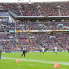General View of the NFL International Series match between Indianapolis Colts and Jacksonville Jaguars at Wembley Stadium on October 2, 2016