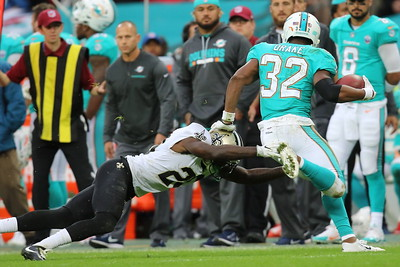 2017  New Orleans Saints @ Miami Dolphins