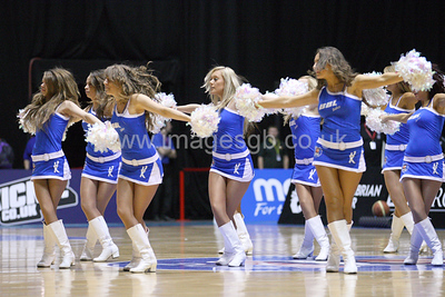 BBL Babes Cheerleaders in Action