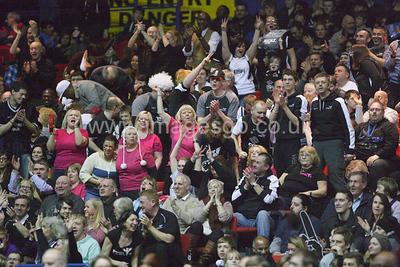 Newcastle Eagles Fans