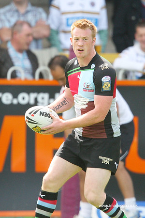 Castleford Tigers v Harlequins RL - 29 May 2011 - Chris Riley