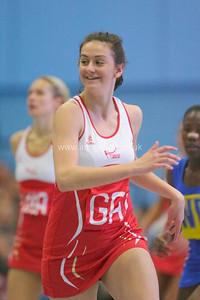 Rachel Shaw   during England v Barbados @ Surrey Sports Park - April 2012