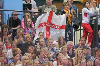 During England v Barbados @ Surrey Sports Park - April 2012