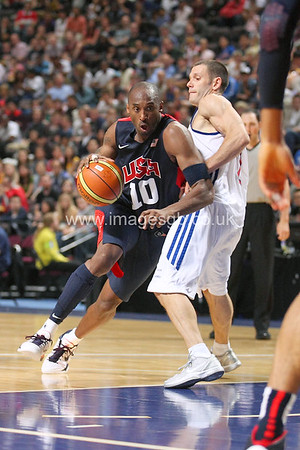 Great Britain v USA Basketball (F)