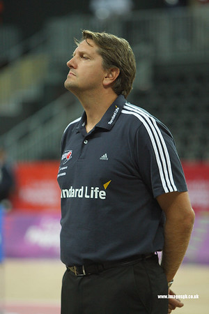 CHRIS FINCH - HEAD COACH