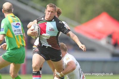 Harlequins RL v Bradford Bull 2011 - Oliver Wilkes