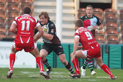 Lee Mitchell - Harlequins RL v Salford City Reds