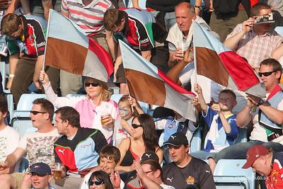 Quins Fans - Harlequins RL v Salford City Reds