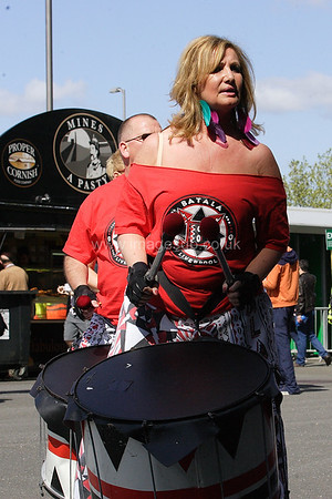 Batala Liverpool at the London Rugby Sevens