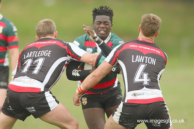 London Skolars v Keighley Cougars (Jun 2011)