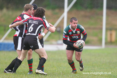 London Skolars v Keighley Cougars (Jun 11)