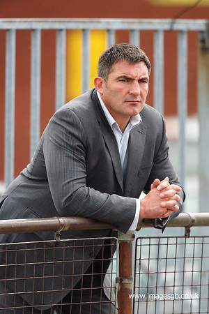 Paul Cullen, Director Of Rugby of Widnes Vikings