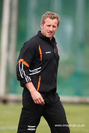 Denis Betts Head Coach of Widnes Vikings