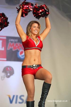 Tampa Bay Buccaneers Cheerleaders