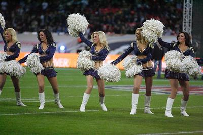 St Louis Rams Cheerleaders