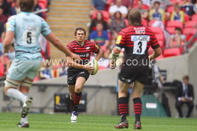 Alex Goode of Saracens