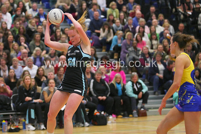 Ash Neil Holland during Surrey Storm 61-46 win over Team Bath in Surrey Sports Park on 23 Feb 2013  (imagesGB)