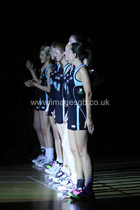 During  Surrey Storms 63 v 42 win against Hertfordshire Mavericks at Surrey Sports Park on the 29 April 2013 (ImagesGB)