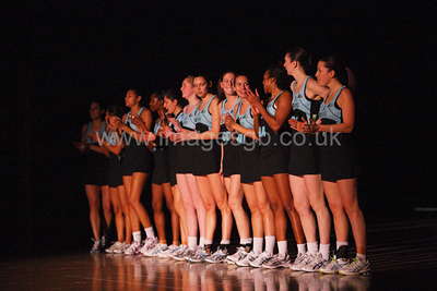 v Loughborough Lightning 2012