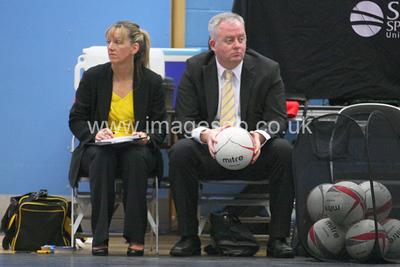 Manchester Storm Coach
