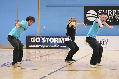 Surrey Storm v Team Bath
