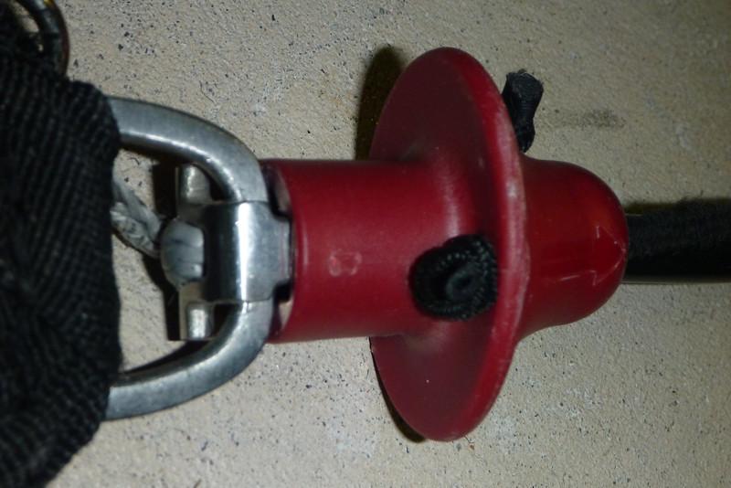 2011-Nov: 09 Cabrinha IDS bar modification